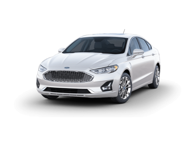 New 2019 Ford Fusion Energi Titanium Sedan in Livermore, CA